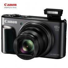 佳能(Canon) PowerShot SX720 HS  数码相机(2030万像素 40倍光变 24mm超广角)黑色