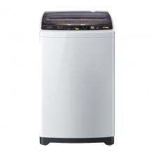 海尔((Haier)) EB80BM2WU1 8公斤直驱变频波轮全自动洗衣机