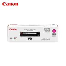 佳能(Canon) CRG-331 原装硒鼓(CRG-331 M  红色)