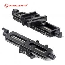 晟崴 MFR-150S 微距摄影专用云台快装板支架 旋钮式