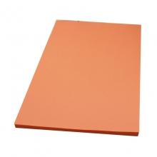 传美(chuanmei) 彩色复印纸 A4 80g 100张/包(橘色) 25包/箱