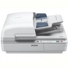 爱普生(EPSON) 平板+馈纸式双面连续A4文档高速扫描仪