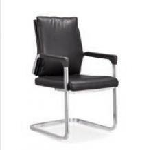 昊丰 KY-134C 弓形会议椅(网布)黑色/灰色