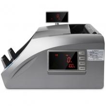 得力(deli) T830 银行专用 智能语音点验钞机 新版 点钞机 T830B(银灰色)B类银行机