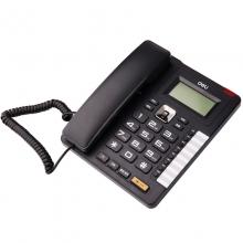 得力(deli) 得力772电话机 商务 可旋转大屏显示 防雷