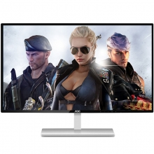 AOC(冠捷)  31.5英寸 2K高清 IPS技术广视角 电脑显示器