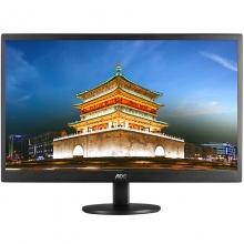 AOC E970SWN5 18.5英寸LED背光节能窄边框液晶电脑显示器(黑色)