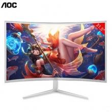 AOC(冠捷)32英寸 2K高清超薄曲屏HDMI 显示器