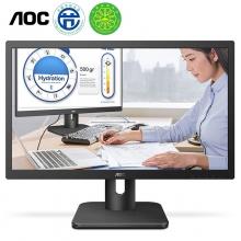 AOC 20E1H 19.5英寸 HDMI接口 快拆支架 低蓝光设置 不闪屏技术 节能产品认证电脑显示器