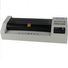 得力(deli) 3895 照片塑封机A3/A4过塑机 办公过胶机 相片热裱/冷裱覆膜机