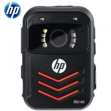 惠普 DSJ-A5 64G 1296P高清红外夜视现场执法记录仪 黑色