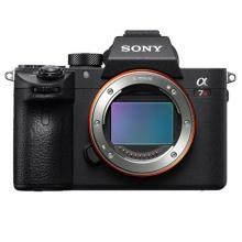 索尼 ILCE-7RM3 全画幅微单单机身相机 黑色