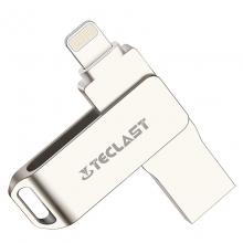 台电(Teclast)魔闪mini苹果手机U盘64G  USB3.0 iPhone/iPad 双接口手机电脑两用迷你u盘