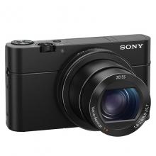 索尼(Sony)DSC-RX100M4 4K拍摄 RX100 IV 黑卡数码相机