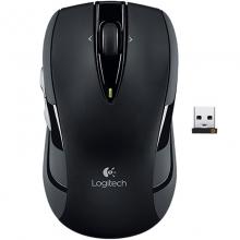 罗技(Logitech)M546 无线鼠标 黑色
