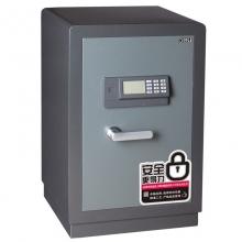 得力(deli)保险箱 办公家用迷你入墙3C认证密码保险柜 高104cm 电子密码保险箱 3628
