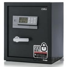 得力(deli)3653  指纹保险箱 家用小型保管箱