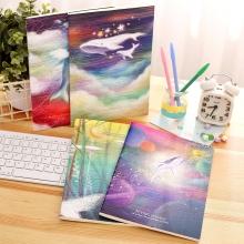 得力(deli) FB560-19 北冥有鱼 笔记本 学生本 款式随机