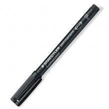 施德楼(Staedtler) F318-9 速干油性记号笔 0.6mm(黑色)