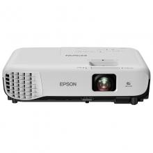 爱普生(EPSON)CB-X05E 投影仪 投影机办公(标清 3300流明 支持左右梯形校正)