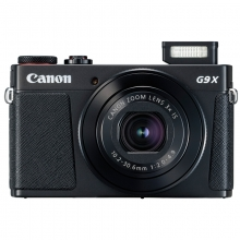 佳能(Canon)PowerShot G9X Mark II 数码相机
