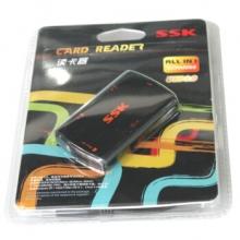 飚王(SSK) SCRM059 多合一读卡器
