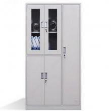 永立(YONGLI)YL-015 玻璃文件柜 1800*970*420mm