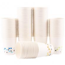 晨光 ARC92515 250ml纸杯加厚型9盎司100个装