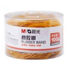 晨光(M&G)ASC99334 橡皮筋 100g/盒