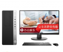 惠普 ProDesk 600 G3 MT 台式电脑(i5-7500(3.2G/6M/4核)/4G/1TB/WIN 10)