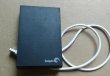 希捷 移动存储 SRD00F1 1TB便携型