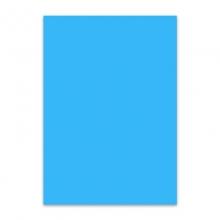 传美(chuanmei) 彩色复印纸 A4 80g 100张/包(蓝色) 25包/箱
