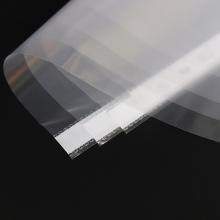 齐心(COMIX) EH303A A4 11孔文件保护套 20个/包