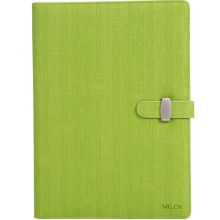 晨光(M&G) APYG3811 炫彩系列糖果色笔记本 B5 绿色