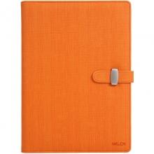 晨光(M&G) APYG3811 炫彩系列糖果色笔记本 B5 橙色
