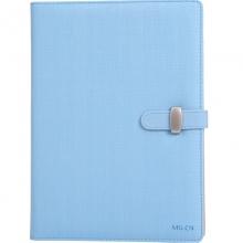 晨光(M&G) APYG3811 炫彩系列糖果色笔记本 B5 蓝色