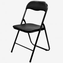 星恺(XINGKAI) 家用电脑椅办公椅子 折叠靠背椅XK1030黑色