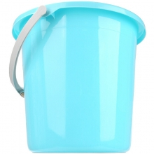家杰 JJ-SN604 加厚塑料耐用提水桶 17L