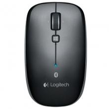 罗技(Logitech)M557 多平台连接蓝牙无线鼠标 黑色