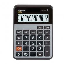 卡西欧(CASIO)MX-120B 商务计算器 小型机 灰色
