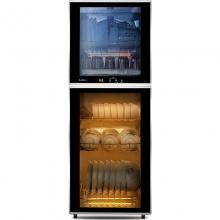 康宝(Canbo) XDZ130-K2U(ZTD168K-2U) 消毒柜立式 餐具消毒柜 家用
