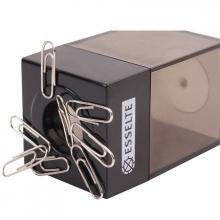 易达(Esselte) 96010P 方形回形针盒(带磁性)