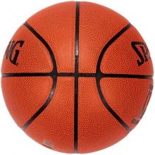 斯伯丁Spalding 比赛篮球74-604Y 室内外PU耐磨7号NBA蓝球