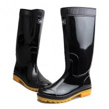 回力 HXL807 黑色高筒男士雨鞋 43码
