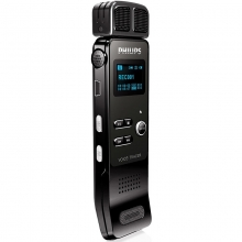 飞利浦(PHILIPS)VTR7100 30米远距离无线录音笔 8GB