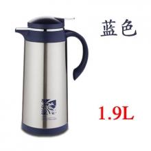 瑞家(RIKA) RKA-1900SP 真空保温热水壶 1.9L 蓝色