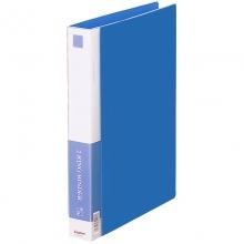 齐心(COMIX) TC532A/D 2孔D型文件夹 A4 1.5寸 12个/箱(蓝色)