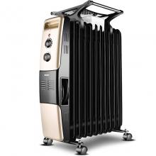 格力(GREE)NDY07-21 家用11片加热气片节能油汀取暖器