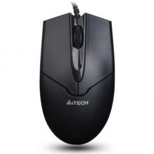 双飞燕(A4TECH) OP-550NU 金靴顺滑鼠标  USB有线鼠标(黑色)