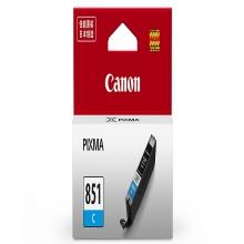 佳能(Canon) PGI-850/CLI-851 彩色墨盒  CLI-851 青色低容